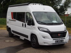 camper puro Bürstner City Car C 600