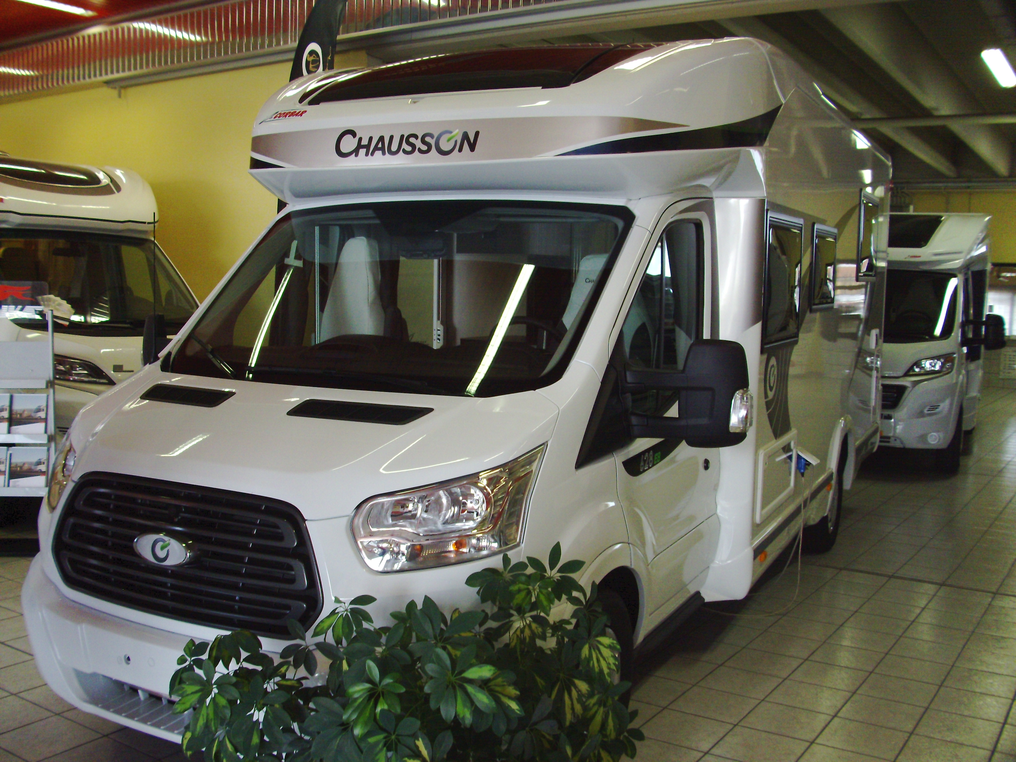 Chausson Special Edition 628 EB