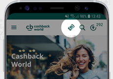 CashBack World come acquistare e-Voucher