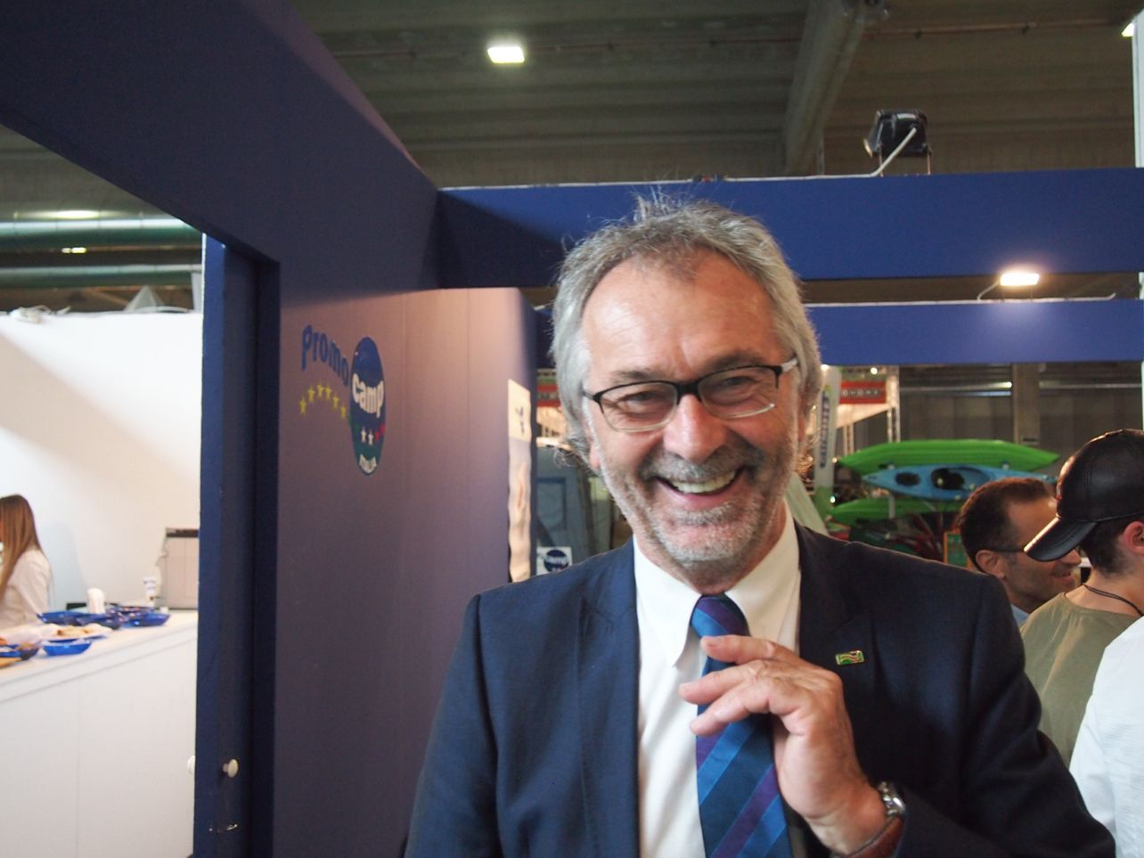 Luigi Boschetti Presidente Promocamp riconfermato