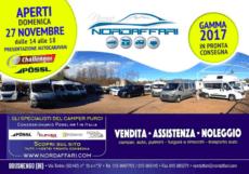 Nordaffari concessionario specializzato in camper puri furgonati van compatti Possl Globecar