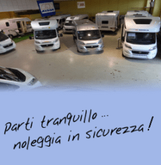 Noleggio Camper Essegi Sartorelli video