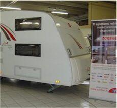 la concessionaria Corbar di Pessano con Bornago propone la caravan Bürstner Premio Plus 510 TK