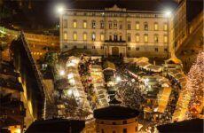 il Mercatino di Natale a Trento