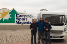 Castrogiovanni da Camping Sport Magenta