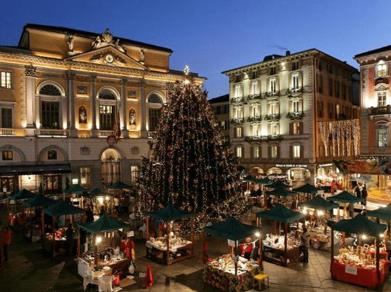 Natale in Canton Ticino alla italiana