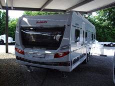 dethleffs caravan