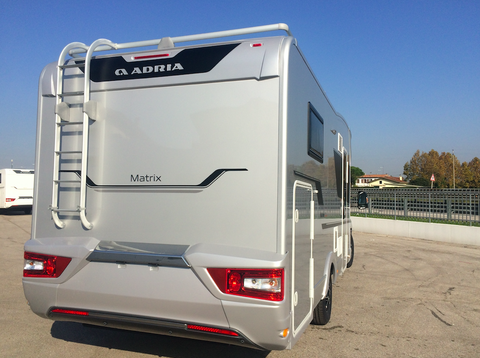 Adria e Sunliving con Crema Sport a Itinerando Show
