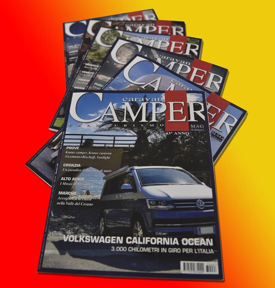 Caravan e Camper speciale Black Friday