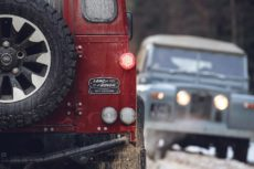 Land Rover Defender Works V8