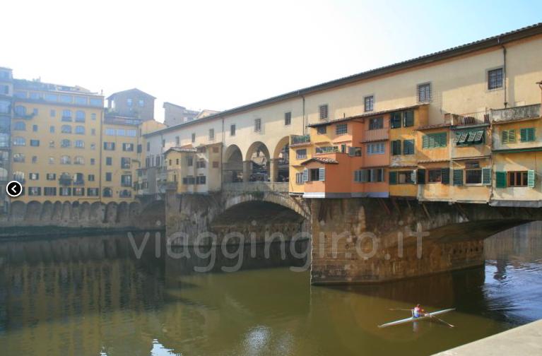 Firenze in camper come mai vista prima