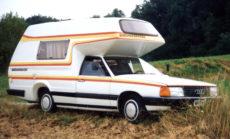 mercato camper e caravan in Europa 2017