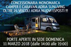 Domenica 11 marzo da Essegi Sartorelli