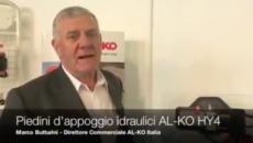 piedini idraulici HY4 la parola ad AL-KO Italia