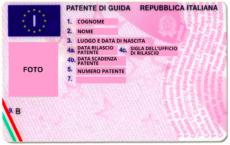 Patente di Guida Italiana per la UE è da rifare