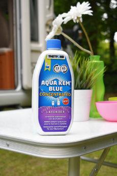 Pubblico plauso per i nuovi Aqua Kem Blue Concentrated di Thetford
