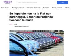 ma perché solo contro Fiat?