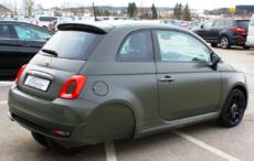 Fiat 500 per sedicenni e camperisti
