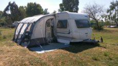Reimo Rimini Veranda a Pali Gonfiabili Anteprima Test