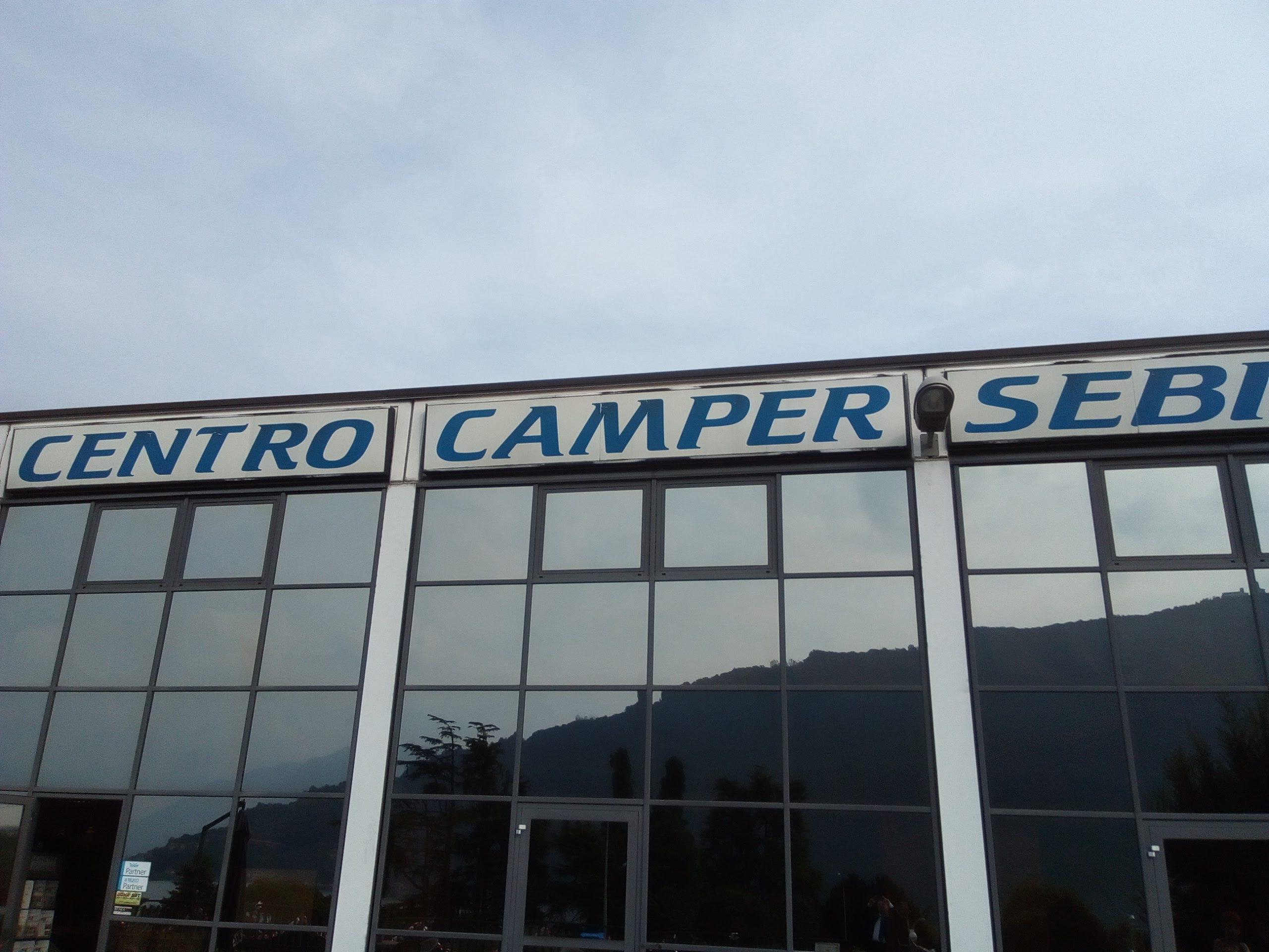 Porte Aperte Centro Camper Sebino 29 e 30 Settembre