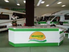 Inaugurazione Idea Verde Camper