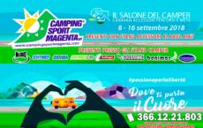 Camping Sport Magenta al Salone del Camper 2018 dove e come