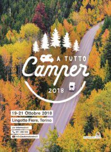 A Tutto Camper 2018 il comunicato ufficiale