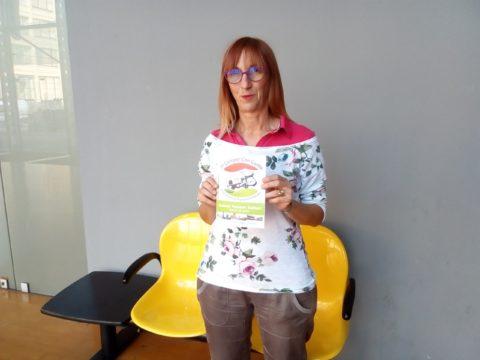 Angela Barozzi In Camper con Gusto