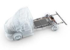 prima mondiale AL-KO Hybrid Power Chassis per veicoli commerciali leggeri