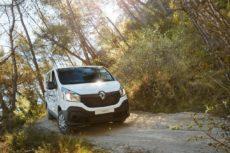 Renault rinnovata Gamma Veicoli Commerciali e lancia il Trafic X-TRACK
