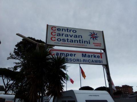 Centro Caravan Costantini il Rimessaggio