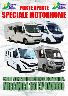 Speciale Motorhome Camping Sport Magenta