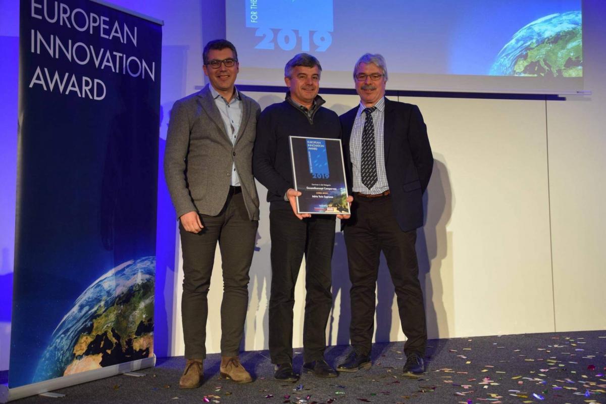 Adria Twin Supreme si aggiudica l'European Innovation Award