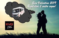 EVO Camper offertissima fino a San Valentino
