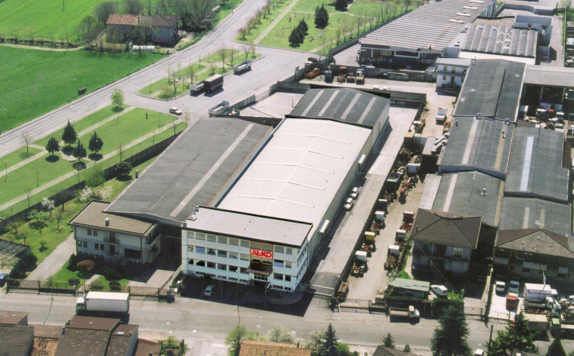 CBE e il Centro Assistenza AL-KO di Verona