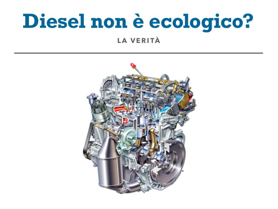 Italia Vacanze 2019, il Diesel non è ecologico? Ecco la verità