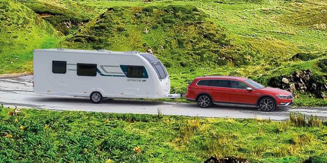 Camper e Caravan da qui si riparte