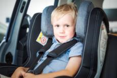 Test seggiolini auto novità mondiale convince gli esperti