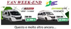 Festa dei Van da Camping Sport Magenta