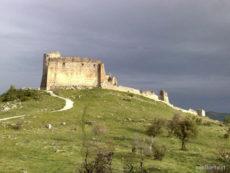 il castello Normanno di Avella
