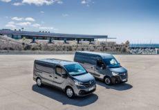 nuovi Renault Master e Trafic