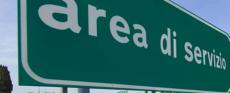Autostrada A4 Trieste - Torino area cani area di servizio Novara Nord problemi