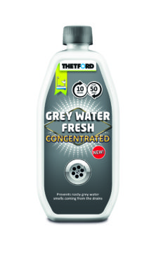 Thetford presenta il Grey Water Fresh Concentrated