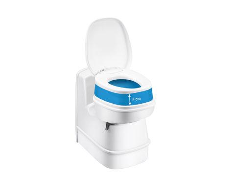 Il rialzo per toilette Thetford