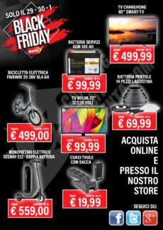Black Friday da Camping Sport Magenta