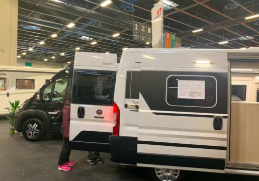 A Tutto Camper 2019 Adria e Sunliving con Camping Sofia