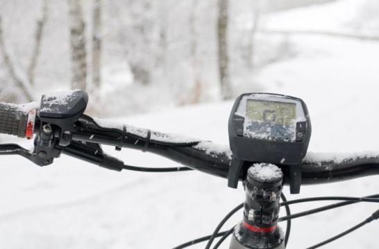 Come trattare la bicicletta elettrica in inverno