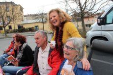 Tanta Strada in Camper Club a Turismo Natura 2019