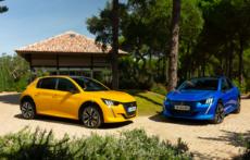 """Peugeot 208 finalista del Premio """"Auto dell'Anno 2020"""""""