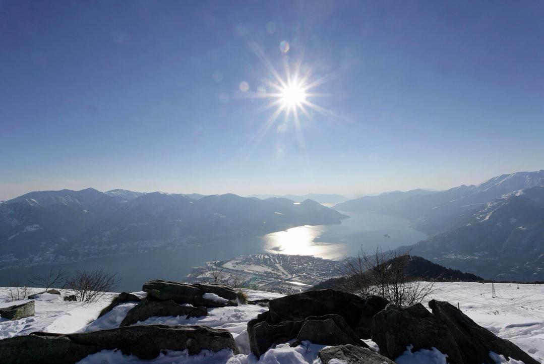 trascorrere l'inverno nella Svizzera italiana
